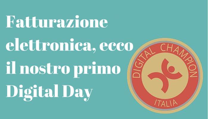 Digital Day: Fatturazione elettronica, 9 marzo alla Camera di Commercio Vicenza