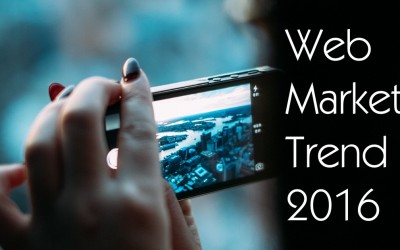 4 Web Marketing trend per il 2016