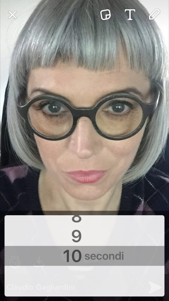 Snapchat-timer
