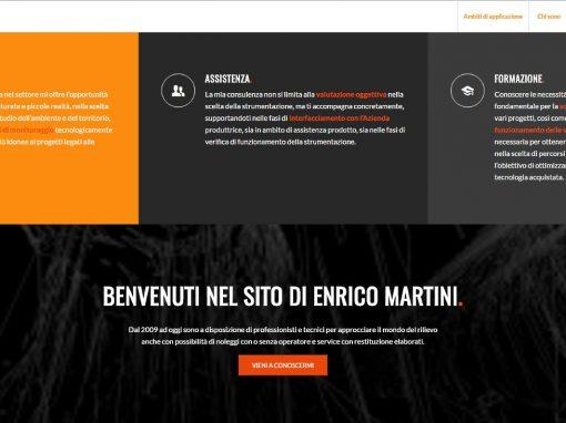 Topografia Scanner3D di Enrico Martini