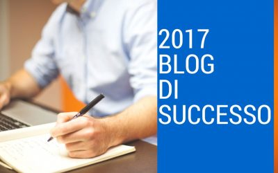 Per il 2017 vi auguro un blog di successo!
