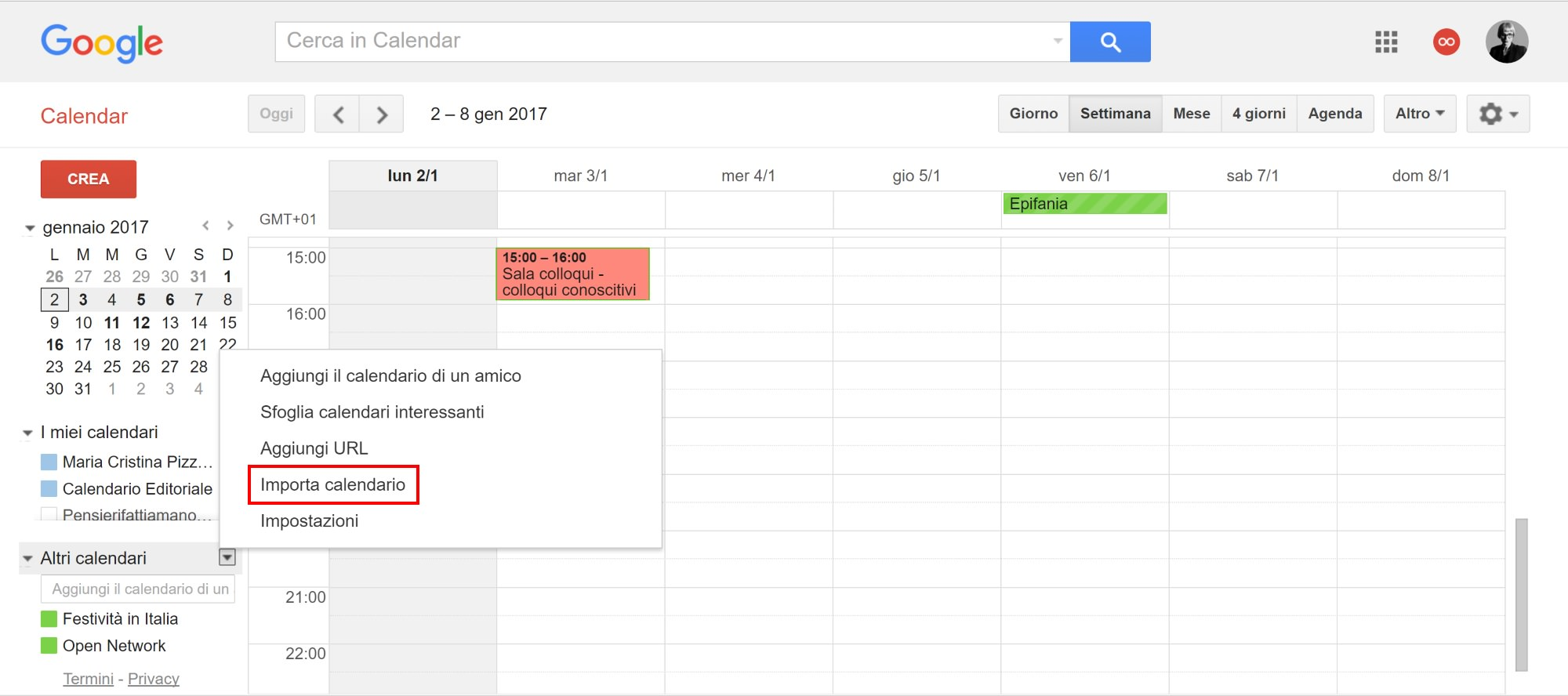 Nuovo Calendario.Creare Un Calendario Editoriale Con Google Calendar Free