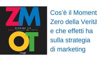 ZMOT: il Momento Zero della Verità e gli effetti sulla strategia di marketing